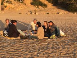 Sunset Coaching op Benirras