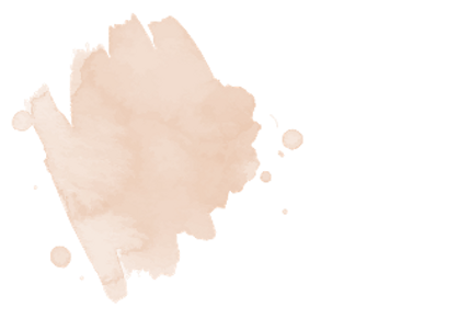tache de peinture rose