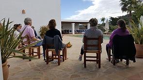 Mindfulness Ibiza, Retraite, Yoga, ontwikkeling