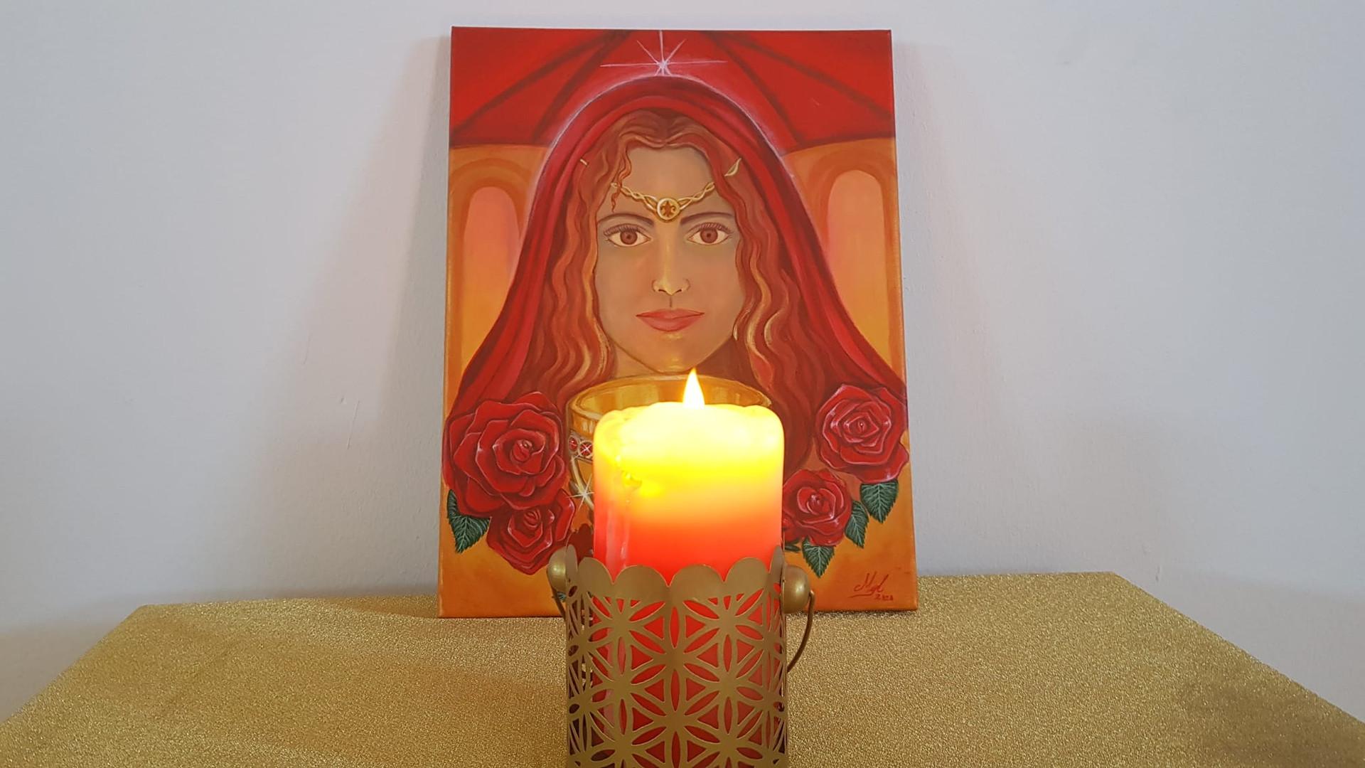 Cuadro Maria Magdalena