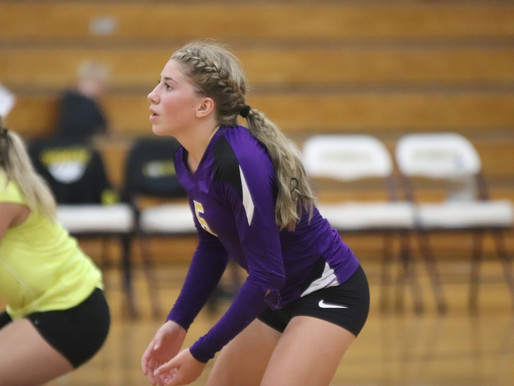 PITTSVILLE VOLLEYBALL FOURTH AT NEW LISBON TOURNAMENT