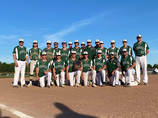 WOLF TOSSES NO-HITTER AS EDGAR BASEBALL SHUTS OUT RIB LAKE IN DIVISION 4 REGIONAL FINAL