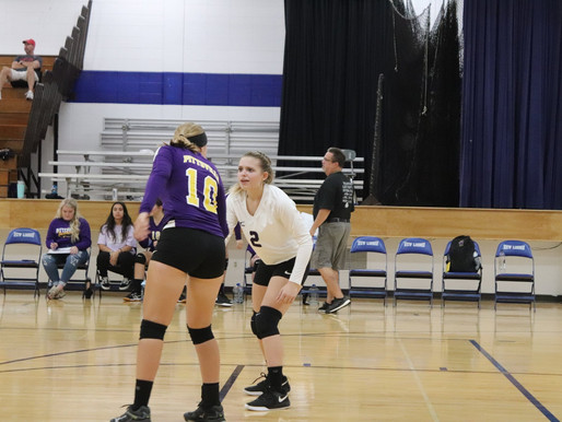 PITTSVILLE VOLLEYBALL SWEEPS SPENCER