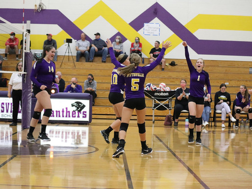 PITTSVILLE VOLLEYBALL TOPS GREENWOOD