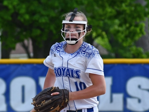 ASSUMPTION SOFTBALL PLAYER AVA SCHILL WINS VOTING FOR MAY ATHLETE OF THE MONTH AWARD