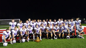 GARSKI THROWS FOR SIX TOUCHDOWNS TO LEAD MOSINEE FOOTBALL PAST MEDFORD