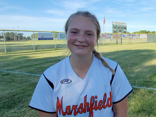 MARSHFIELD SOFTBALL THUMPS D.C. EVEREST TO CLAIM DIVISION 1 REGIONAL TITLE