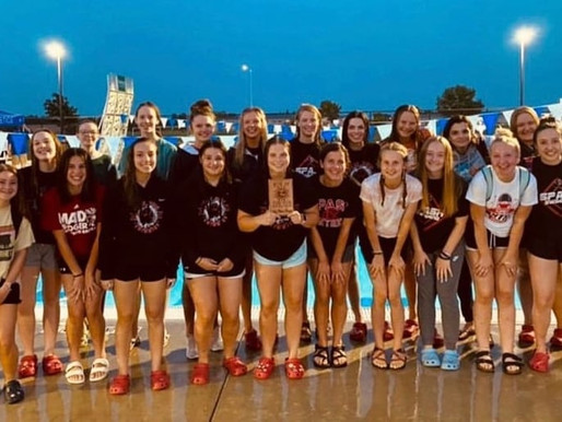 SPASH GIRLS SWIMMING WINS SEVEN EVENTS, DEFEATS WAUSAU EAST