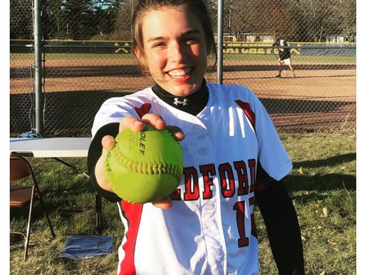 MOSINEE'S GBUREK AMONG FIRST-TEAM SELECTIONS TO ALL-GREAT NORTHERN CONFERENCE SOFTBALL TEAM