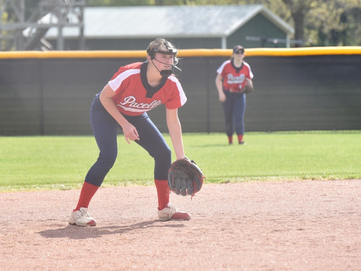 PACELLI SOFTBALL BLASTS MARION IN WIAA DIVISION 5 REGIONAL SEMIFINAL