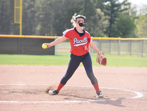 PACELLI SOFTBALL PLAYER HANNAH TRZINSKI WINS JUNE ATHLETE OF THE MONTH VOTING