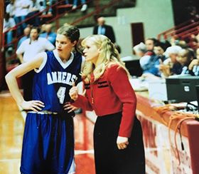 HAFERBECKER RETURNS TO COACH LADY FALCONS