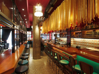 Bars and Restaurants Photography