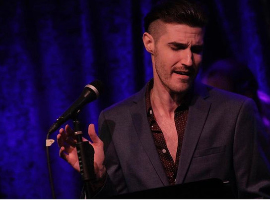 Chris Ams Live at Birdland, NYC