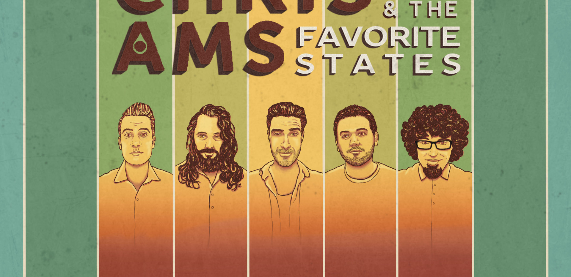 Chris Ams and the Favorite States