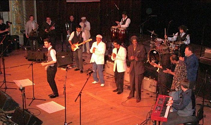 Concert of Colors, Detroit, MI