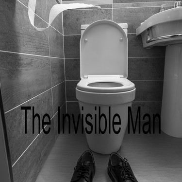 The Invisible Man..H.G.Wells