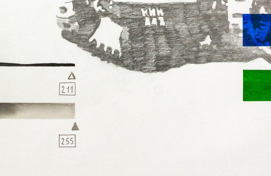 Ecstasis I - Drawing #06
