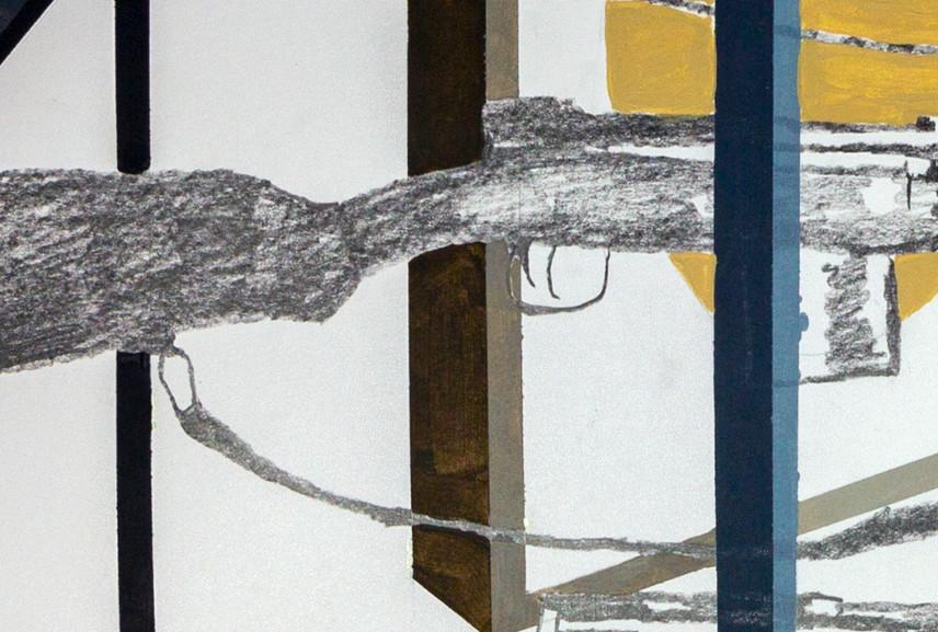 Ecstasis I - Drawing #08
