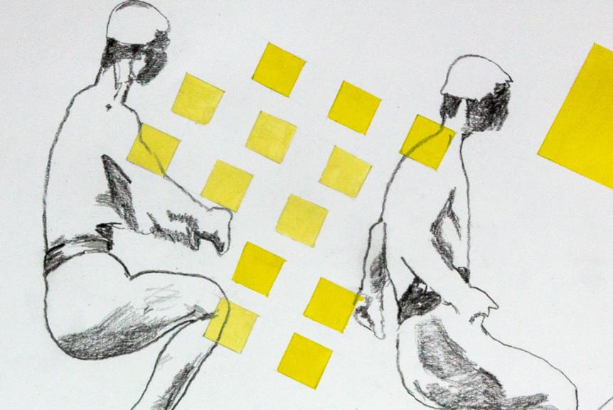 Ecstasis I - Drawing #07