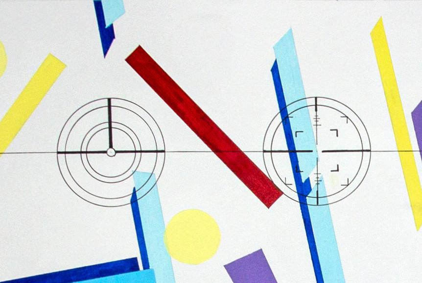 Ecstasis I - Drawing #03