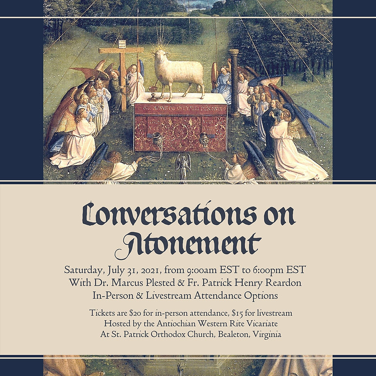 Conversations on Atonement