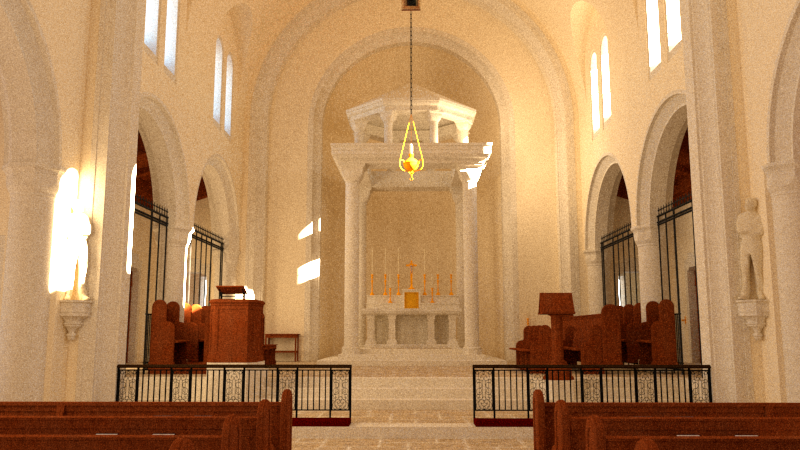10 Altar View