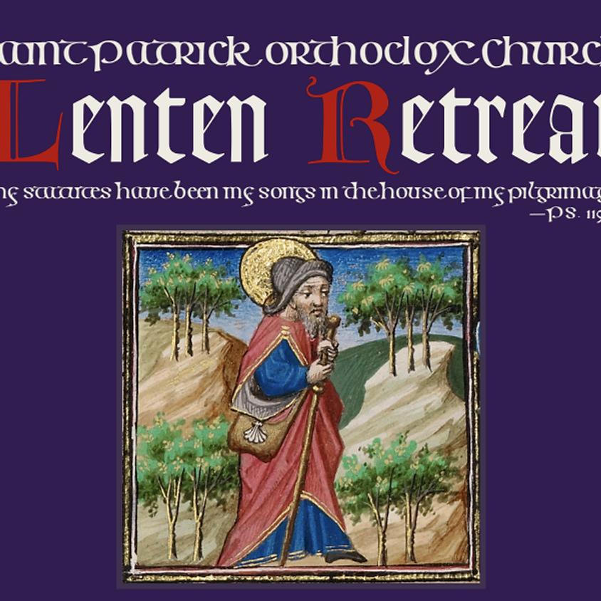 CANCELED - Lenten Retreat