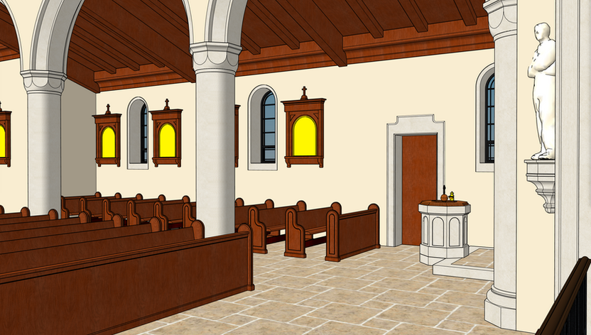 13 Side Chapel View