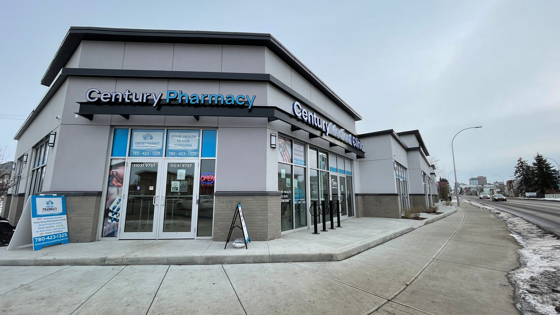 Century Clinic & Century Pharmacy