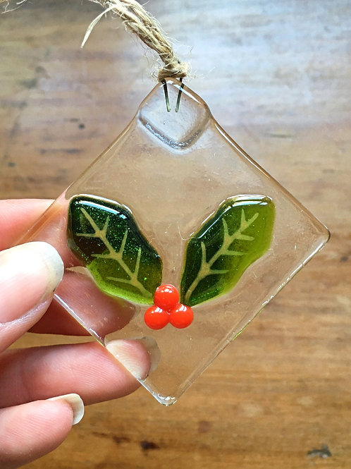 Holly Leaf Decoration