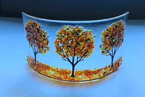 Autumn Tree Curve