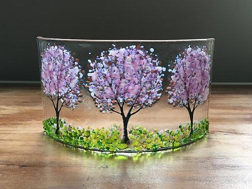 Cherry Blossom Tree Curve
