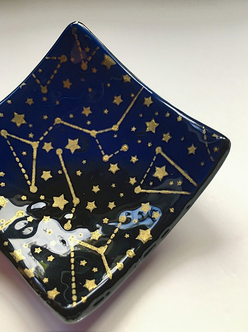 Stars and Constellations Dish