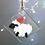 Thumbnail: Christmas Sheep Decoration