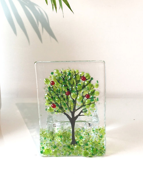 Mini Apple Tree Tealight Holder