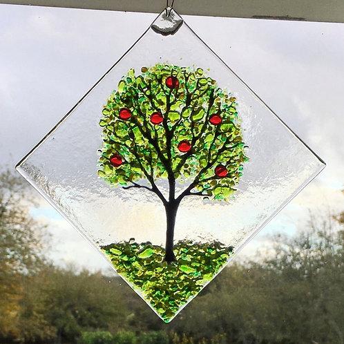 Large Apple Tree Suncatcher