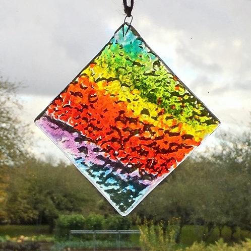 Mini Rainbow Suncatcher