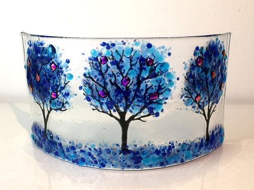 Blue Tree Curve