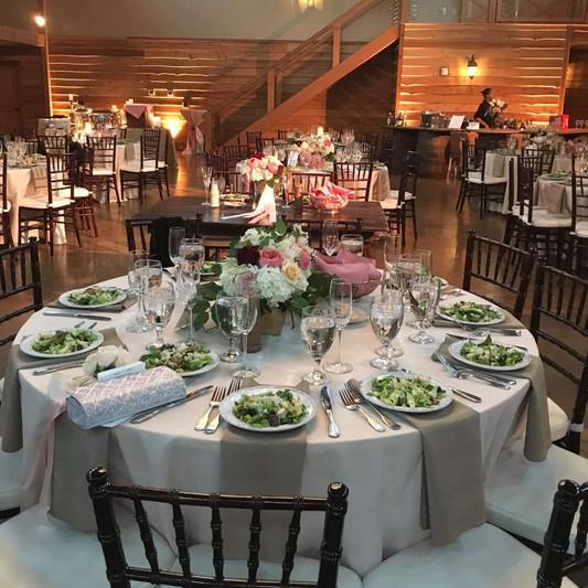Formal Table Set-Up