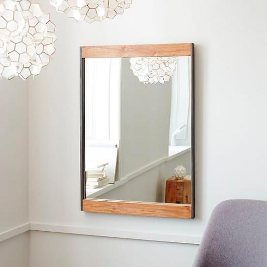 Mett Duvar Aynası