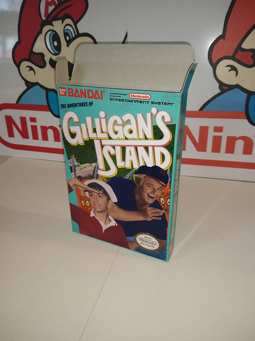 The Adventures of Gilligan's Island Box