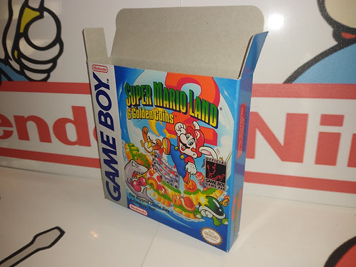 Super Mario Land 2: 6 Golden Coins Box