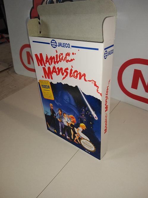 Maniac Mansion Box