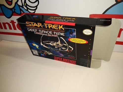 Star Trek: Deep Space Nine – Crossroads of Time Box