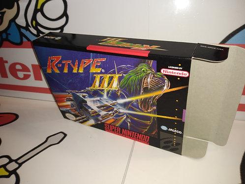 R-Type III: The Third Lightning Box