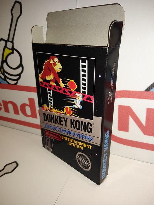 Donkey Kong Arcade Classics Series Box
