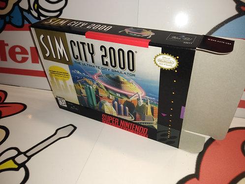 Sim City 2000 Box