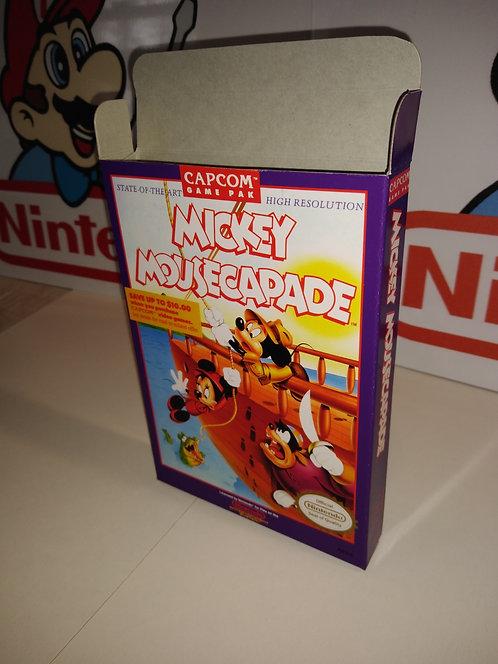 Mickey Mousecapade Box