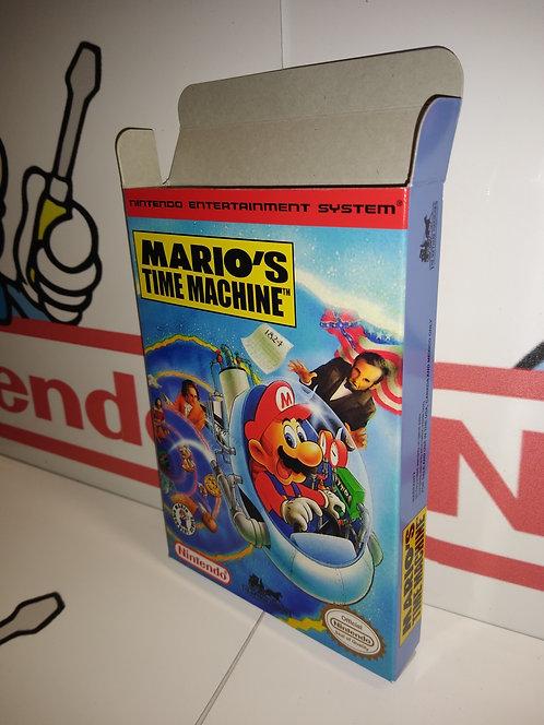 Mario's Time Machine Box